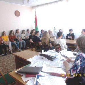 День открытых дверей  прошел в Сморгонском зональном ЦГЭ