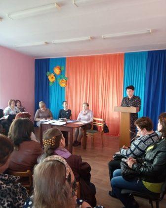 Обучающий семинар  в УТЦСОН «Теплый дом»