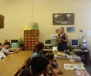 Мини-акция  «ЗОЖ-через молодежь» в Сморгонском лицее