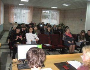 Обучающий семинар  по вопросам организации проведения медицинских осмотров работающих прошел в Сморгонской ЦРБ