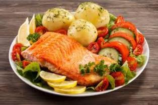 О вкусной и здоровой пище