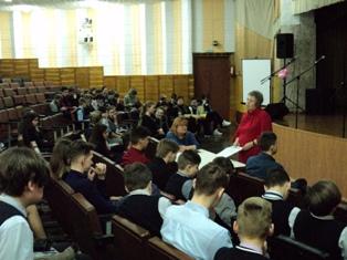 Единый День информирования «Задай вопрос валеологу» прошел в учреждениях образования г. Сморгони
