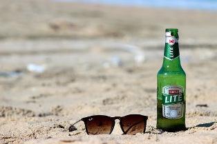 Алкоголь и жара — несовместимы