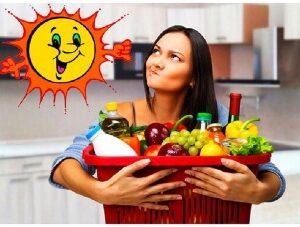 Питание в жаркую погоду