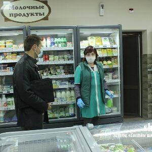 О результатах мониторинга  объектов торговли  Сморгонского района  за январь 2021 года