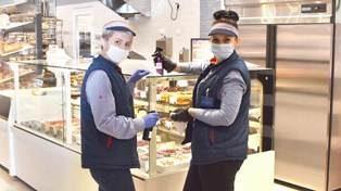 О надзорных мероприятиях за объектами продовольственной торговли  Сморгонского района, с целью предупреждения возникновения и распространения коронавирусной инфекции