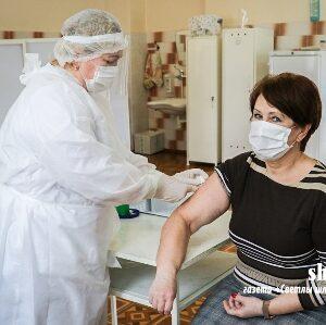 Европейская неделя иммунизации: «Вакцины сближают нас» в Сморгонском районе