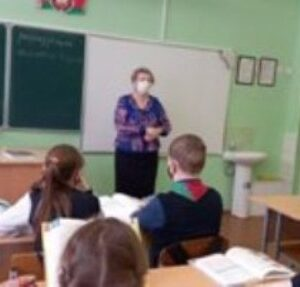 «Час валеолога» в учреждениях образования в рамках областной акции «Шаги к здоровью. Сделаем вместе»