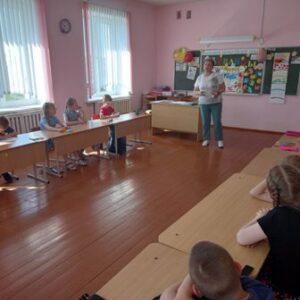 «Я здоровье берегу – сам себе я помогу» – тема информационной встречи в летнем лагере «Сорванцы»
