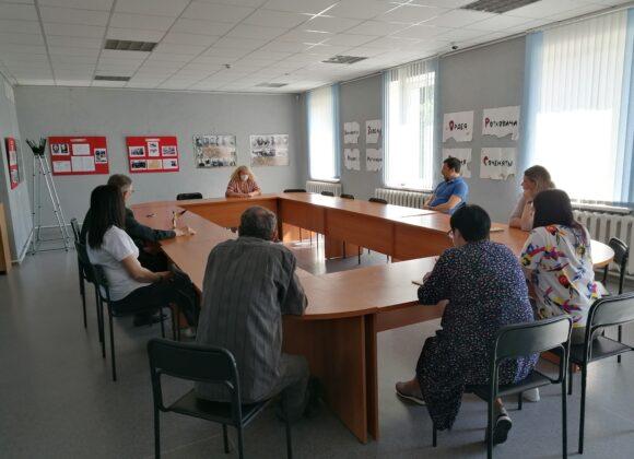 «Вакцинация от  коронавирусной инфекции COVID-19» – тема информационных встреч с трудовыми коллективами