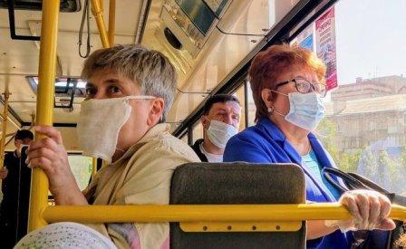 Рекомендации по минимизации риска распространения инфекции  COVID- 19 в общественном транспорте и такси