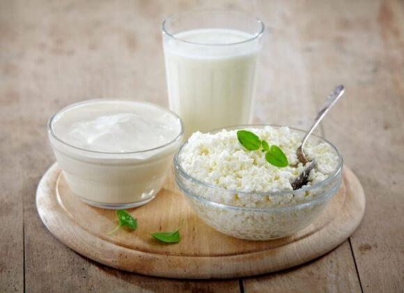 О пользе кисломолочных продуктов