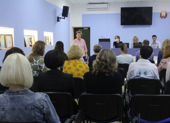 Информационно-образовательная акция «Контролируем давление – продлеваем жизнь»  в КУП «ЖРЭС Сморгонского района»