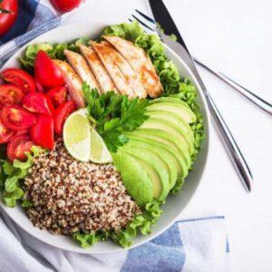 Информационная акция «Здоровая пища – каждый день»